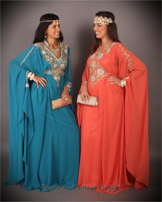 Robes Marocaines De Luxe Robe Marocaine De Mariage Et Takchita ...